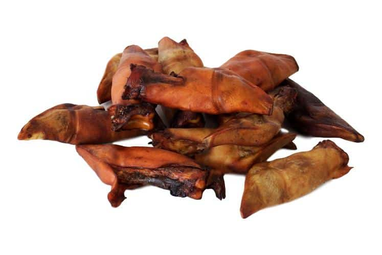 Smoked Venison Hooves