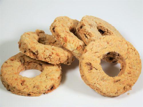 Cheesy Apple Rings