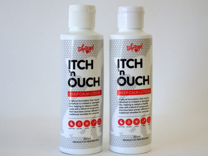 Itch n Ouch Lotion