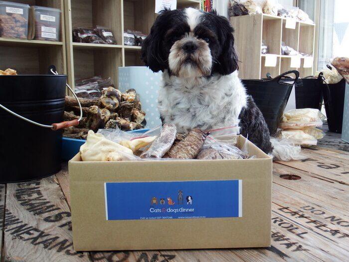 NZ Natural Dogs Treat Box