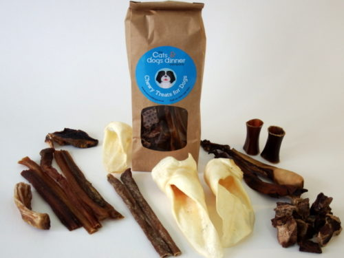Chewy Treats For Dogs