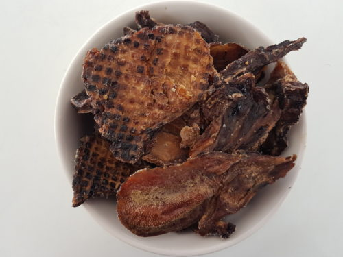 NEW Product! Dried Venison Tongue