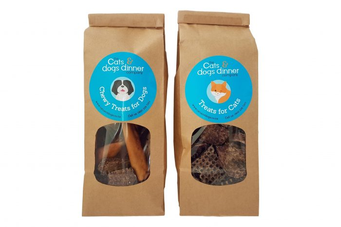 Chewy Treats for cats