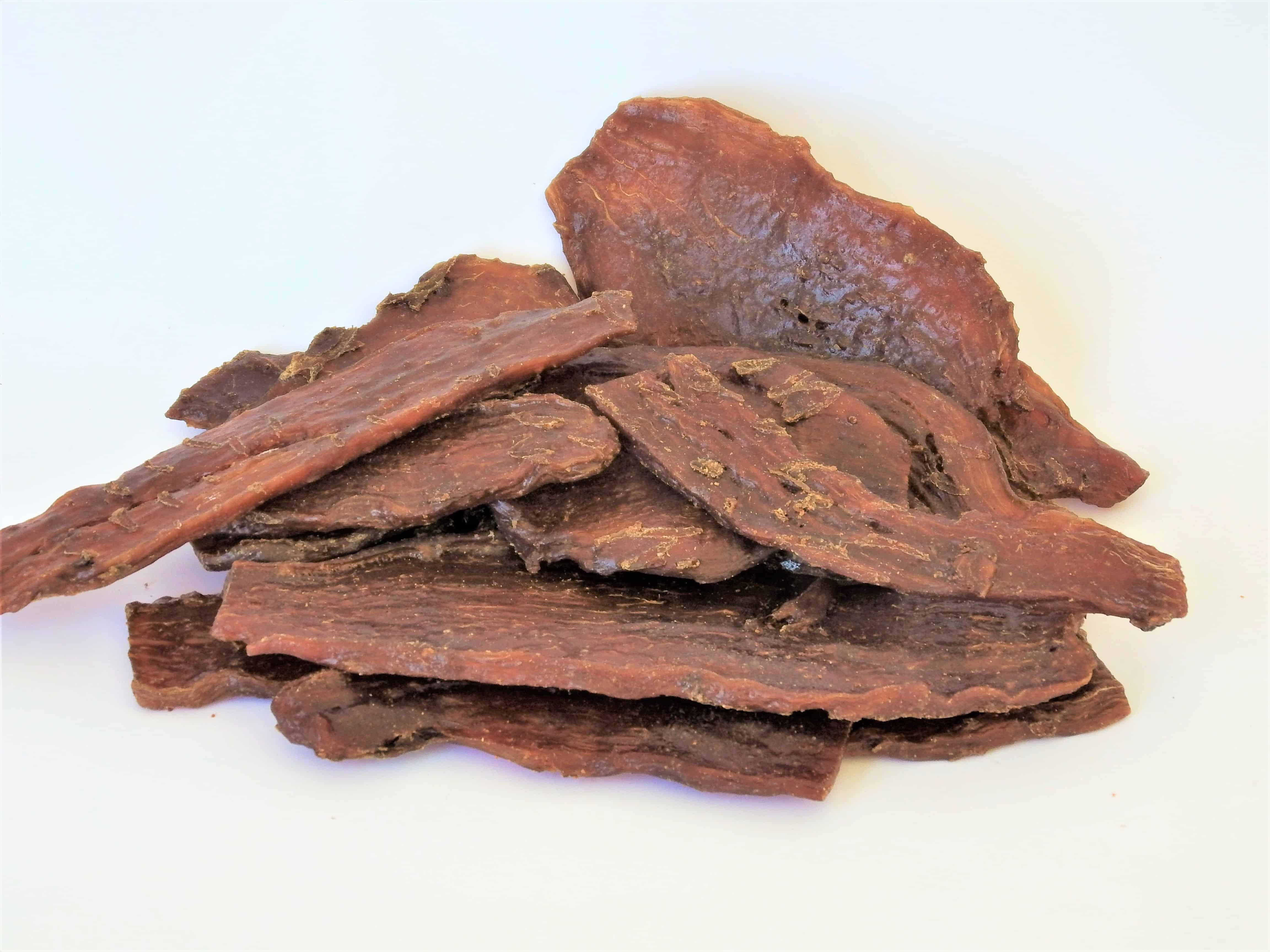 Kumera Chips (Liver Flavoured)