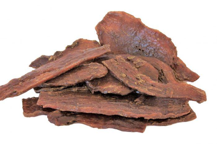 Kumera Chips with Liver