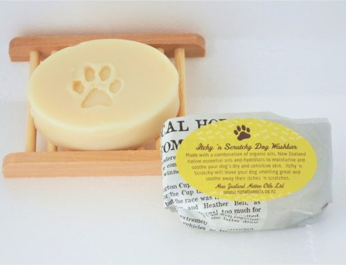 Weekly Special – Itchy 'n Scratchy Dog Soap Bar – 25% OFF RRP