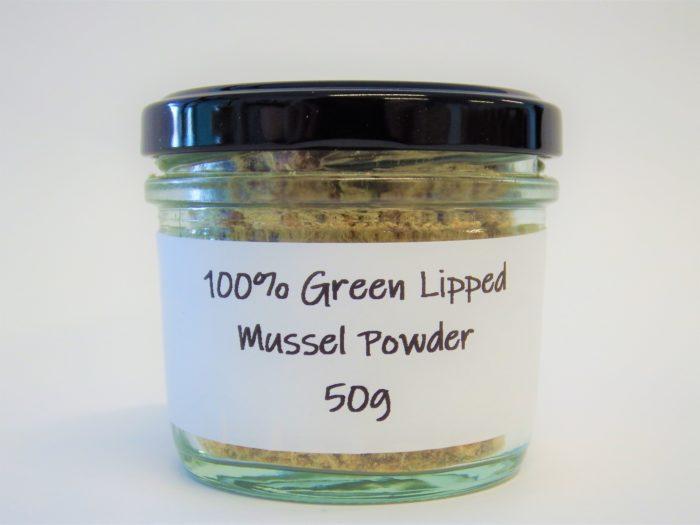 Weekly Mega Sale - 25% off 100% NZ Green Lipped Mussel Powder
