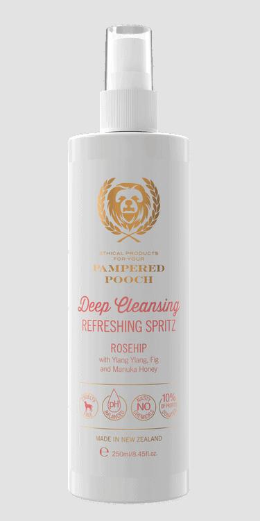 Pampered Pooch Rosehip Refreshing Spritz