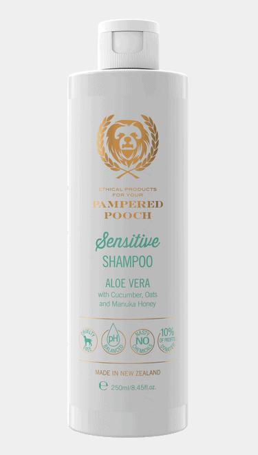 Pampered Pooch Sensitive Dog Shampoo