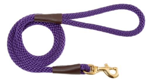 Purple Snap Lead