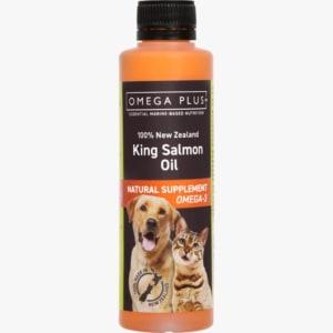 omega plus king salmon oil