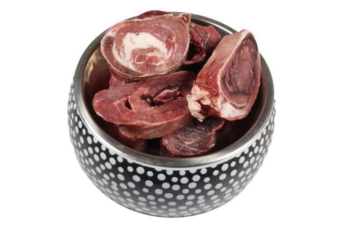 Venison Back Steak Slices 800g