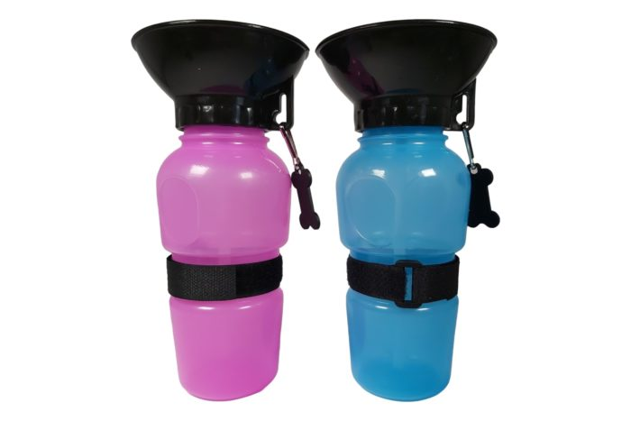 On The Go Dog Water Bottles