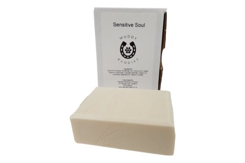 Muddy Buddies Sensitive Soul Shampoo Bar