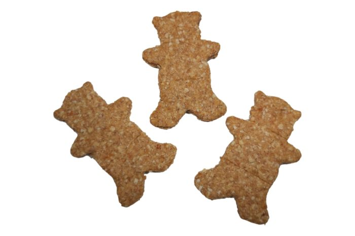 Bacon Bear Biscuits