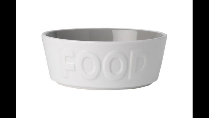 """Food"" Dog Bowl 15cm"
