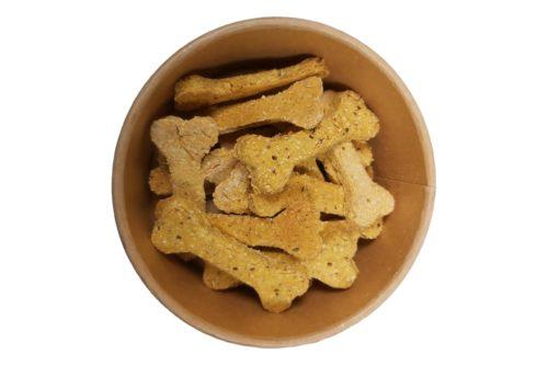 Nutty Pumpkin' Goat Milk Dog Biscuits