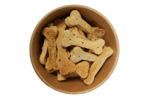 'Oaty Apple' Goat Milk Dog Biscuits